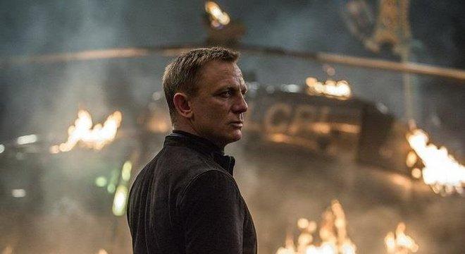 'Bond 25' será mais uma vez protagonizado por Daniel Craig Crédito: Divulgação / CP