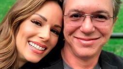Faustão alfineta Boninho após críticas: 'Ana Furtado, você é uma santa' (Divulgação)