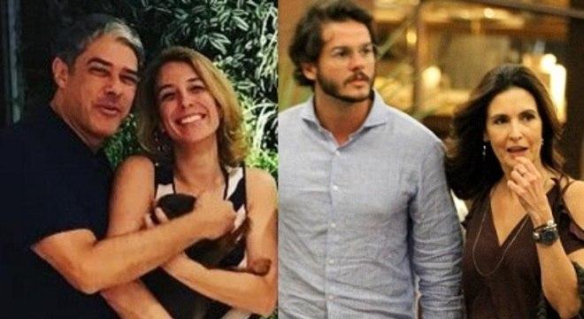 Bonner e Natasha, Fátima e Túlio