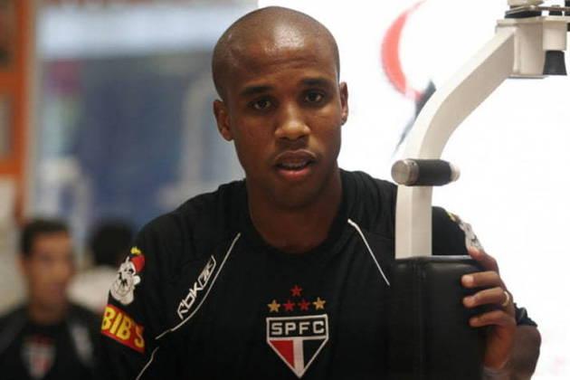 Borges - jogou no clube entre 2007 e 2009 - acordo de R$ 2,836 milhões