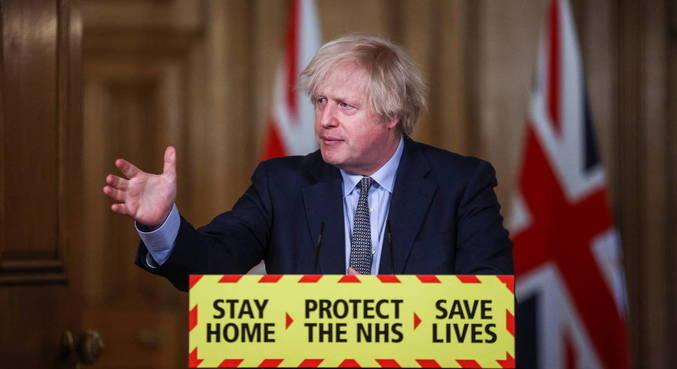 Boris Johnson anuncia investigação sobre gestão da pandemia