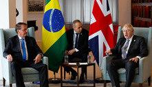 Itamaraty informa Reino Unido sobre Covid na delegação brasileira