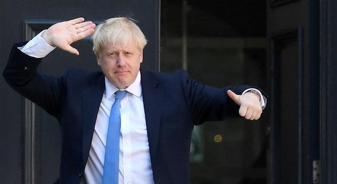 Boris Johnson era grande favorito para cargo