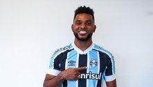 Borja confirmou o blog. Felipão o convenceu a ir para o Grêmio