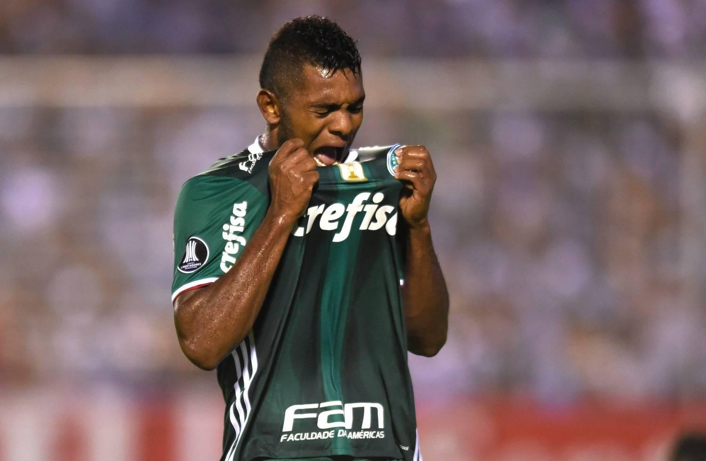 Palmeiras não quer voltar a ter Borja no elenco. Contratação foi enorme desilusão