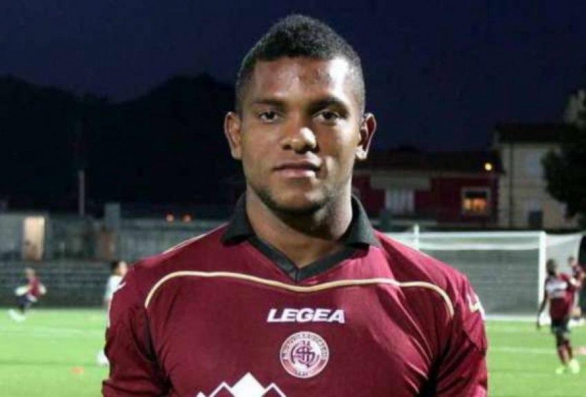 Borja foi um fracasso na Itália. Oito partidas no Livorno. Nenhum gol