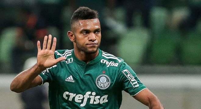 Felipão explica por que Borja perdeu espaço no Palmeiras
