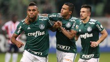 Se Borja perder a pose de estrela, será o novo reforço do Palmeiras
