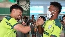 Borja mudou. Está humilde. E quer ficar no Palmeiras