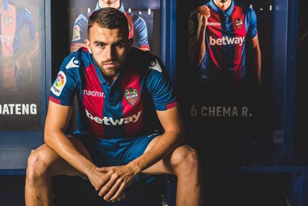 Borja Mayoral - centroavante - 22 anos (emprestado ao Levante): Será reemprestado ou vendido com valor fixado de recompra.