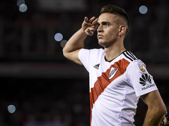 Atacante: Borré (River Plate)