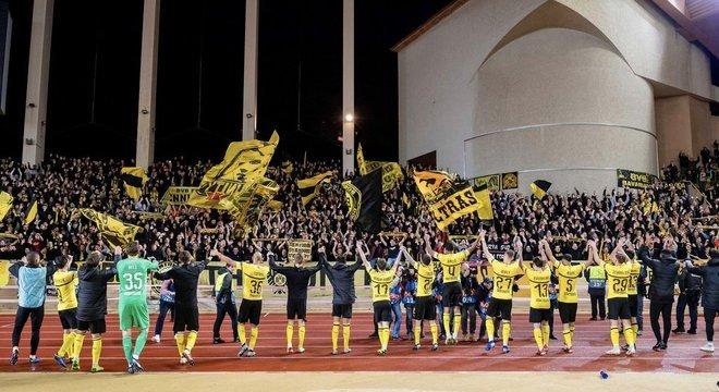 Borussia Dortmund, o líder do Grupo A