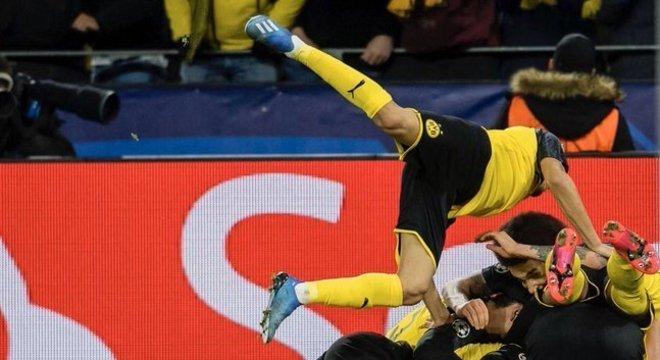 Borussia 2 X 1 PSG