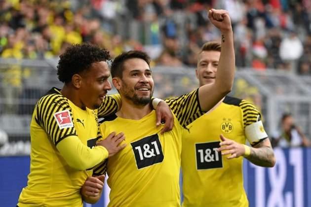 9º Borussia Dortmund (Alemanha): 687 milhões de euros (R$4,35 bilhões)