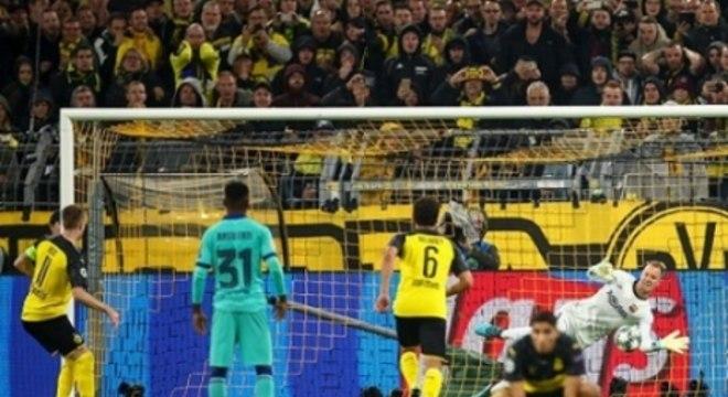Borussia Dortmund x Barcelona