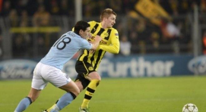 Borussia Dortmund x Manchester City