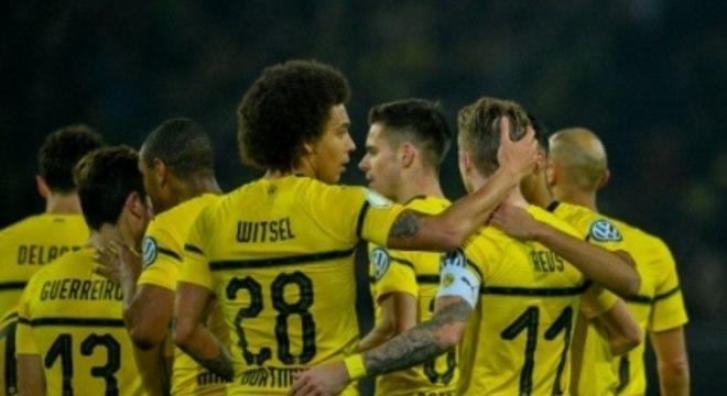 Borussia Dortmund x Werder Bremen
