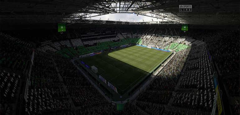 Borussia-Park - Alemanha