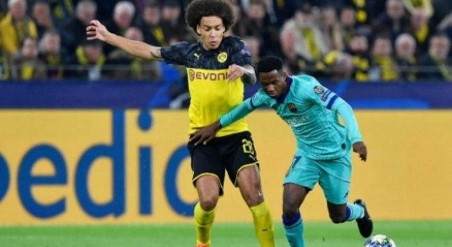 Borussia x Barcelona