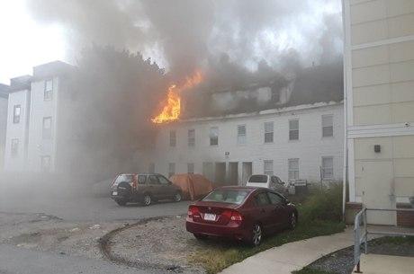 Série de explosões de gás matou ao menos uma pessoa