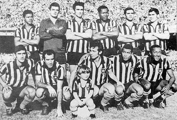 Botafogo 0 x 0 Portuguesa, em 15 de junho de 1969, jogo de rodada dupla, válido pelo Campeonato Carioca - público de 171.599