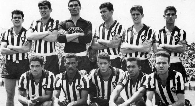 Botafogo teve times que orgulharam o Brasil. Não soube aproveitar tanto talento