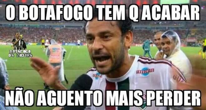 Botafogo 2 x 1 Fluminense