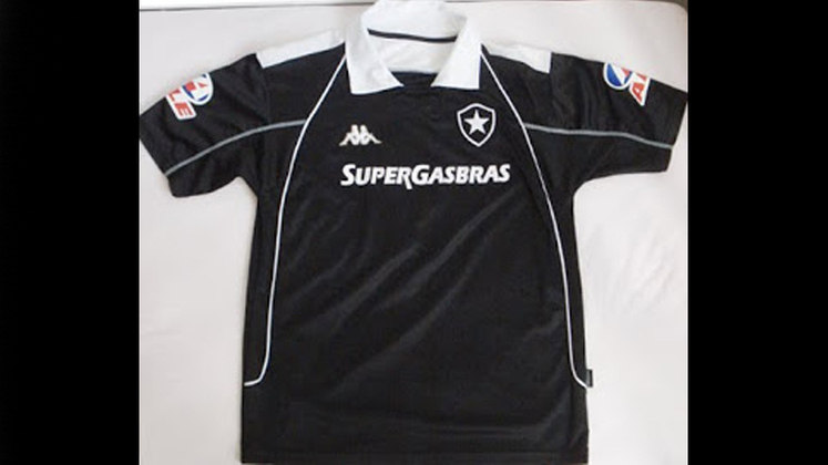 Botafogo 2006 - Produzida pela Kappa
