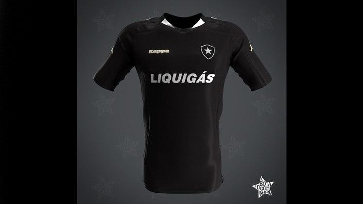 Botafogo 2007 - Produzida pela Kappa