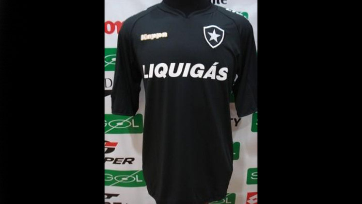Botafogo 2008 - Produzida pela Kappa
