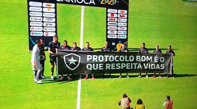 Apesar de beneficiado, se público voltar em outubro, Botafogo é contra. Pela pandemia