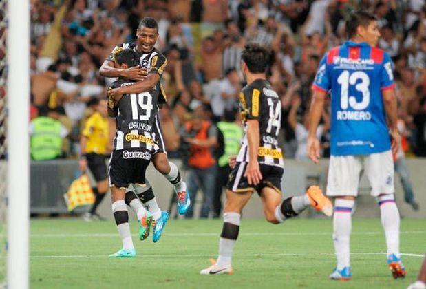 Botafogo (2014): A situação do alvinegro não era tão delicada quanto neste ano, mas também não era boa. Foram apenas 12 pontos somados no segundo turno deste Brasileirão.