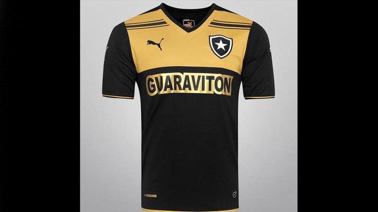 Botafogo 2014 - Produzida pela Puma