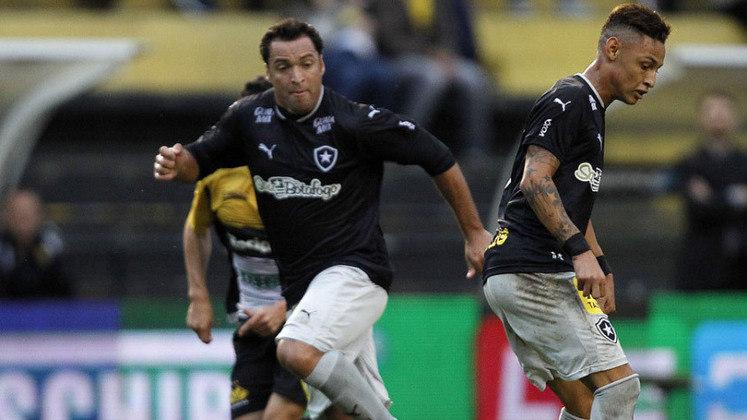 Botafogo 2015 - Produzida pela Puma