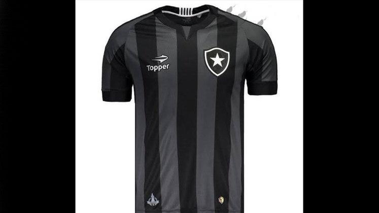Botafogo 2016 - Produzida pela Topper