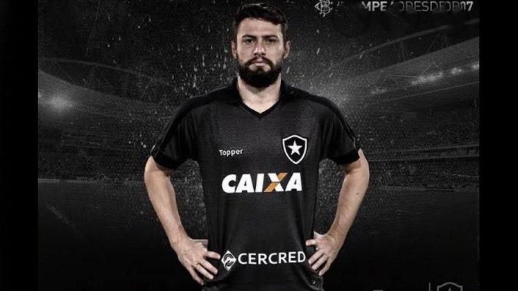 Botafogo 2017 - Produzida pela Topper