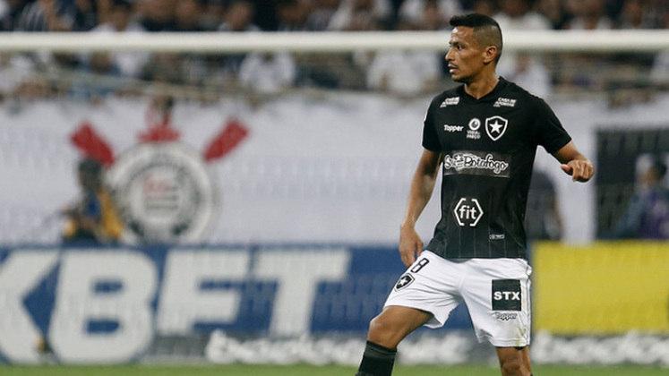 Botafogo 2018 - Produzida pela Topper