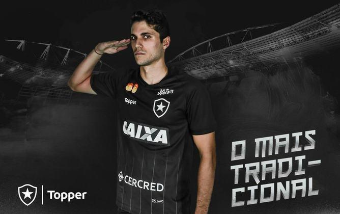 Botafogo 2019 - Produzida pela Topper