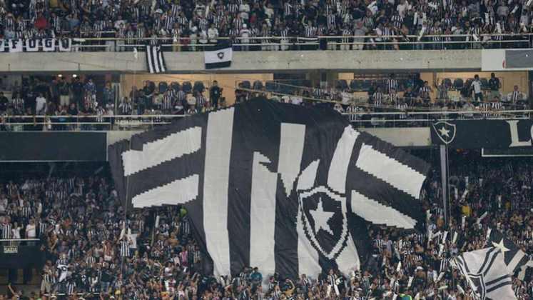 Botafogo: 5 vitórias- O último triunfo do Fogão longe do Rio de Janeiro na Libertadores foi em 2017, contra o Nacional do Uruguai