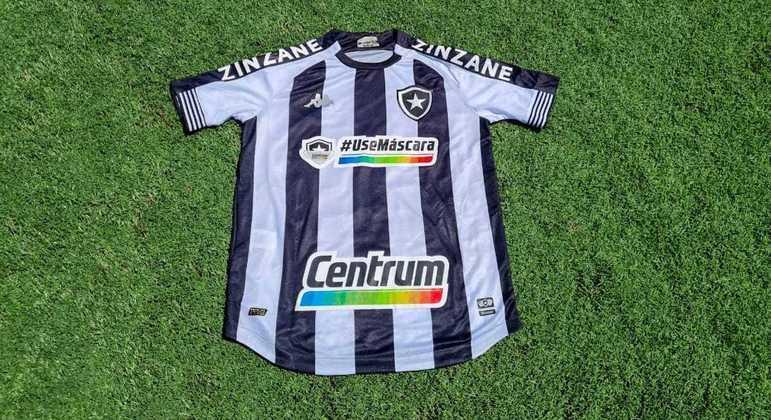 Camisa do Botafogo para o clássico terá mensagem especial