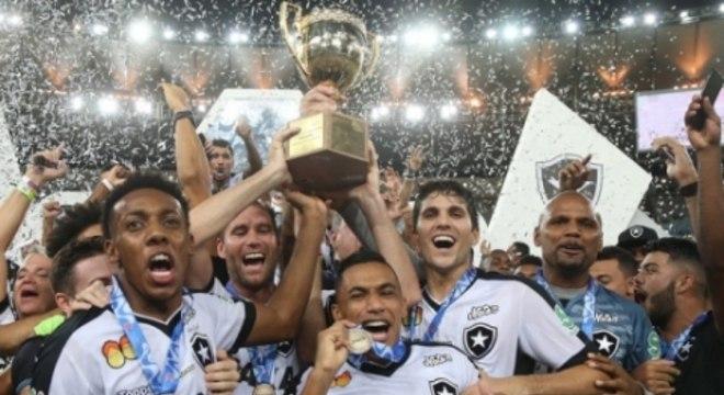 Botafogo - campeão carioca 2018
