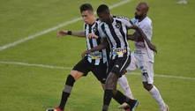 Botafogo cede empate e embola briga por vaga no G4 do Carioca