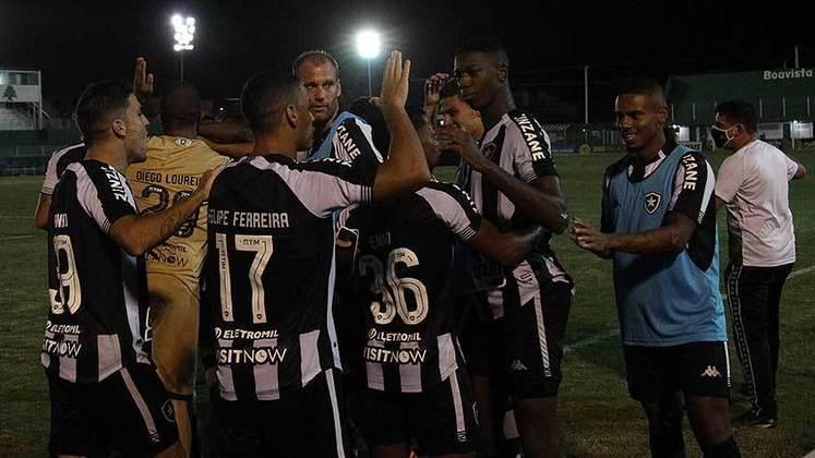 Botafogo - CCF - Sim