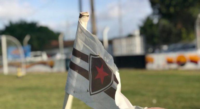 Botafogo, Chaveirinho, Belo, Treino, Atacante