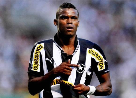 Botafogo: contratou Maicosuel do Hoffenheim (ALE) por R$ 8,7 milhões em 2011