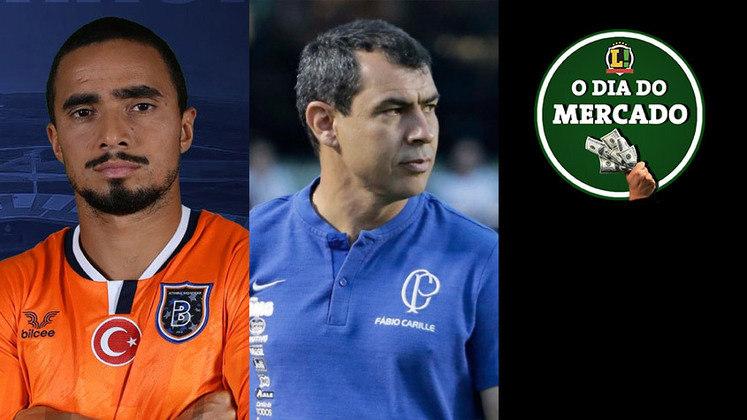 Botafogo está muito perto de fechar com o lateral Rafael. Fábio Carille já negocia com o Santos para ser o novo técnico da equipe. Equipe italiana acerta a contratação de Ribéry. Tudo isso e muito mais no Dia do Mercado de segunda-feira (6)!