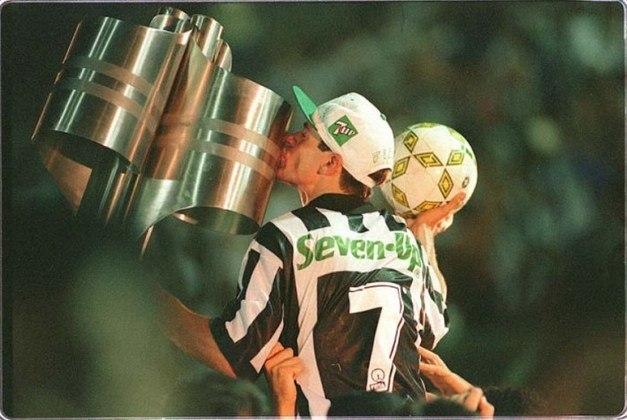 Botafogo - Jejum de 26 anos - Último título: Brasileirão 1995