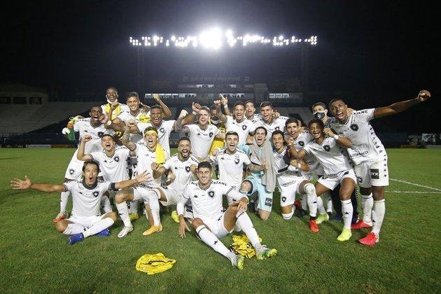 BOTAFOGO: O clube treinado por Paulo Autuori superou o rival Vasco na quarta fase e garantiu vaga nas oitavas. O Fogão já foi três vezes semifinalista da competição.