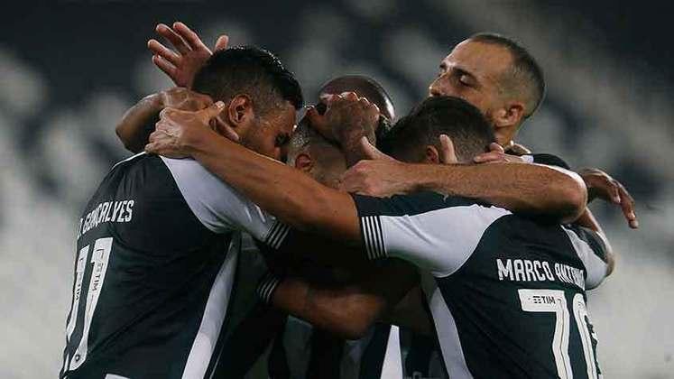 Botafogo (Série B) - Valor do elenco: 20,38 milhões de euros (R$125,8 milhões)