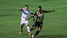 Botafogo empata com o líder Volta Redonda e segue fora do G4: 2 a 2